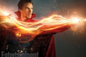 """Doctor Strange"": le prime foto di Benedict Cumberbatch"