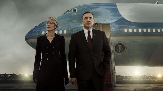 House of Cards: Frank e Doug nel nuovo spot della quarta stagione