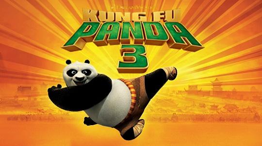 Anche Shrek e Ciuchino nel nuovo spot di Kung Fu Panda 3