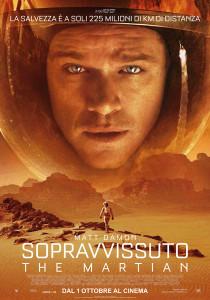 Oscar 2016: Miglior Film Martian