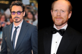 Robert Downey Jr. sarà Geppetto per Ron Howard