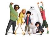 """""""Big Hero 6"""": una serie animata annunciata dalla Disney"""
