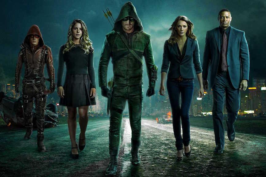 Arrow: Manu Bennett tornerà nei panni di Deathstroke?