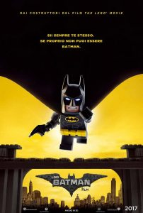 Lego Batman - Il film locandina