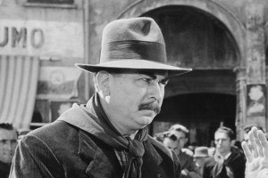 Gino Cervi cappello