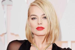 Margot Robbie primo piano