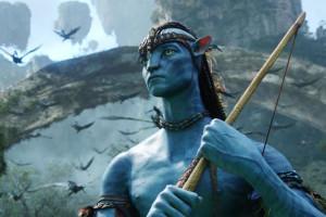 Avatar regia di James Cameron con Sam Worthington