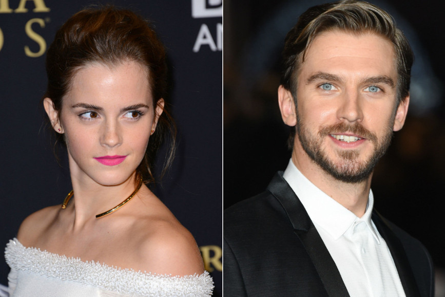 La bella e la bestia Emma Watson Dan Stevens
