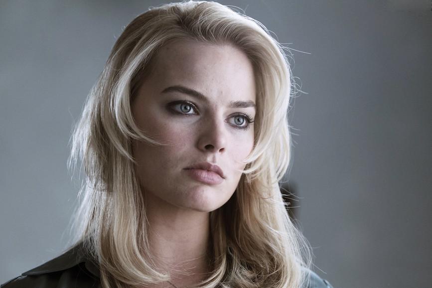 Margot Robbie Anna Delvey