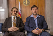 "Russell Crowe e Ryan Gosling a Roma per presentare ""The Nice Guys"""