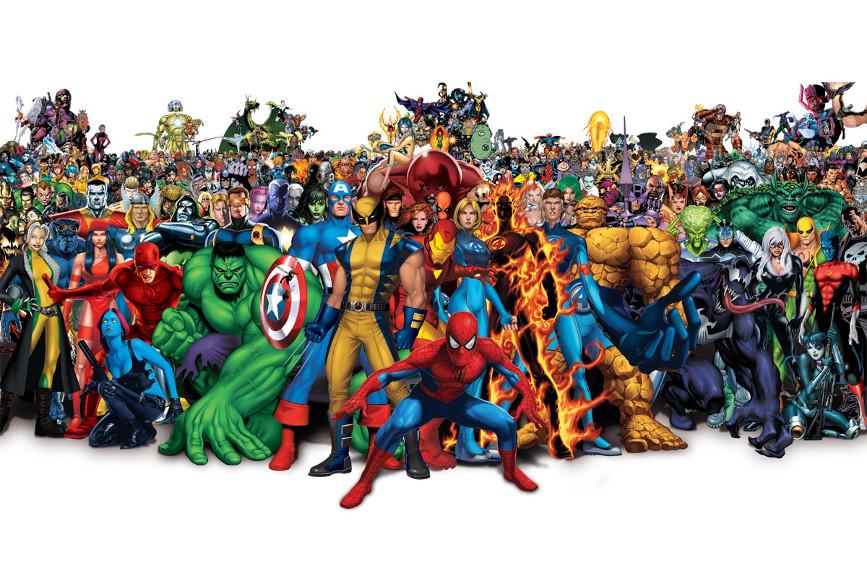 Daredevil e altri personaggi Marvel