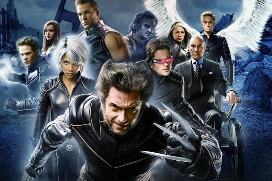 x- men super eroi