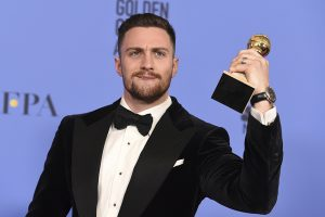 Aaron Taylor-Johnson golden globe 2017
