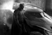 Ben Affleck sul set del prossimo film di Batman