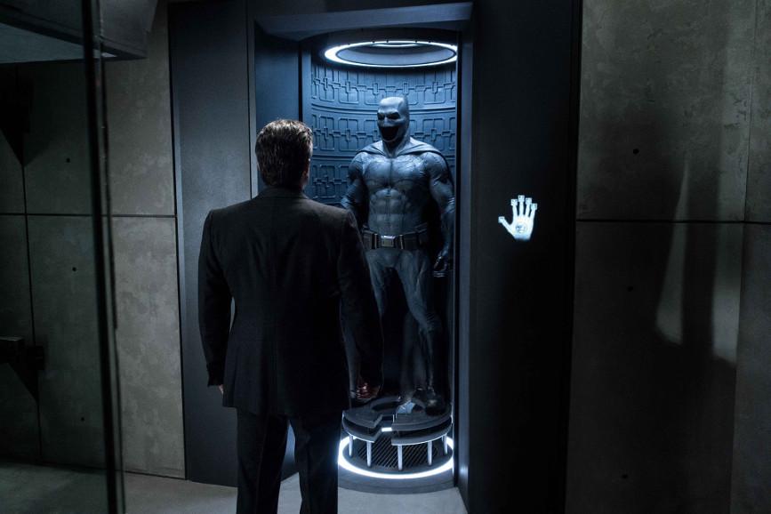 The Batman Affleck