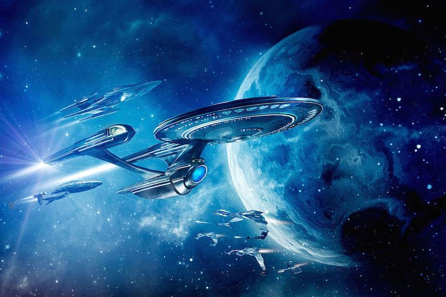 Quentin Tarantino vorrebbe girare … il nuovo film di Star Trek?