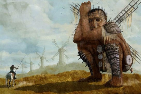 The Man Who Killed Don Quixote: Willem Dafoe e Stellan Skarsgard nel film di Terry Gilliam