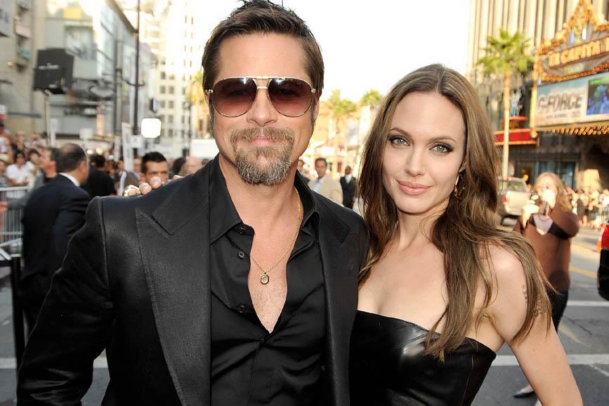 Angelina Jolie, un investigatore aveva seguito Brad Pitt