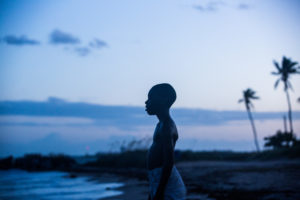 Una scena di Moonlight film in uscita