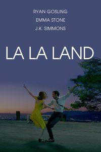 """""""La La Land"""" locandina"""