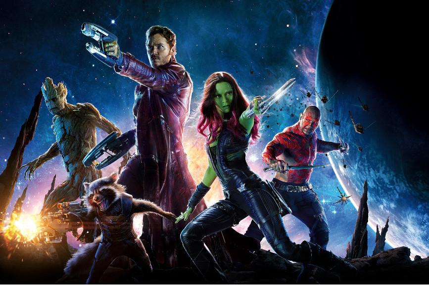 In arrivo i trailer di Guardiani della Galassia vol.2 e Logan