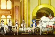 One Piece Gold: la trasposizione cinematografica della saga animata arriva al Cinema