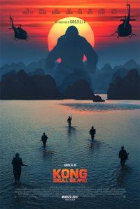 Kong: Skull Island locandina