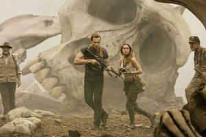 Kong: Skull Island I protagonisti in allerta (film in uscita dal 9 marzo)