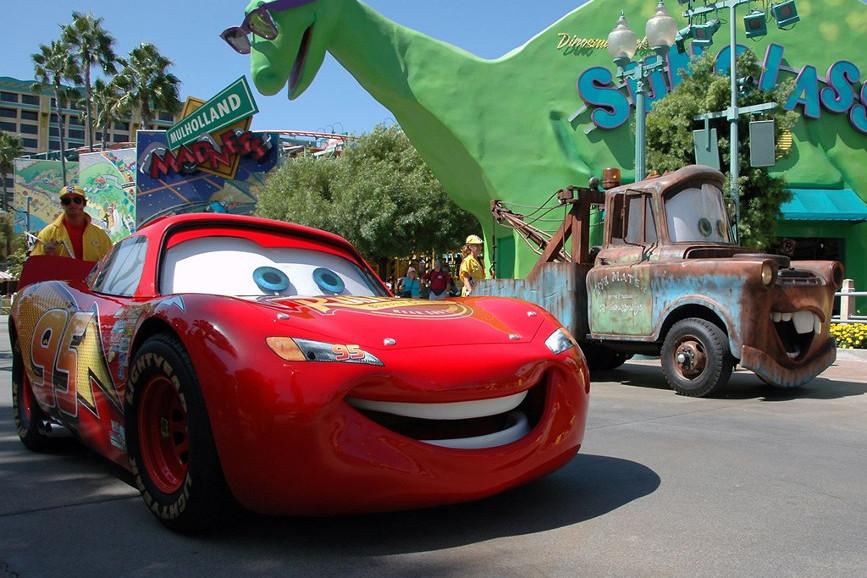 Film in uscita il 14 settembre Cars
