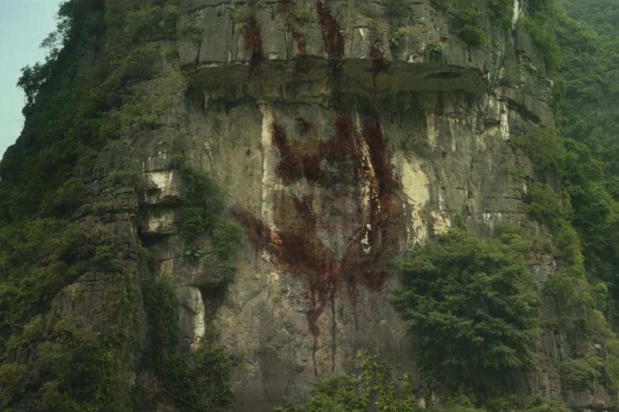 Kong: Skull Island scena film