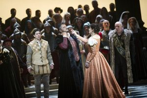Royal Opera House Otello film al cinema