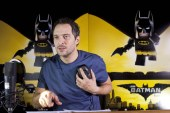 Claudio Santamaria di nuovo eroe per LEGO Batman