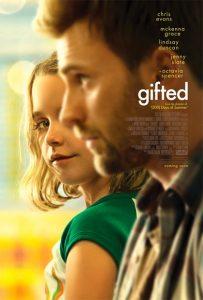Gifted Il dono del talento poster