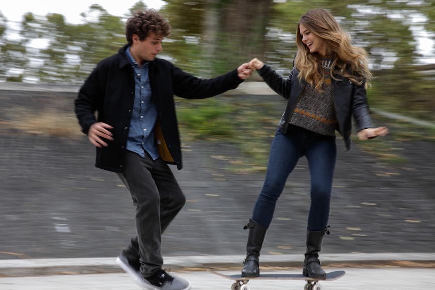 Slam - Tutto per una ragazza Skateboard