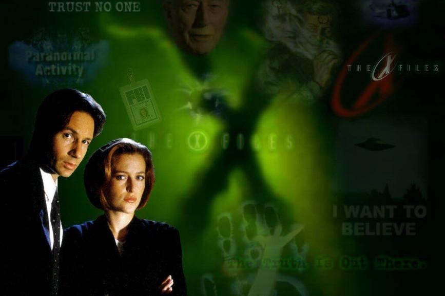 X-Files immagine articolo