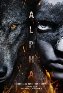 Alpha locandina