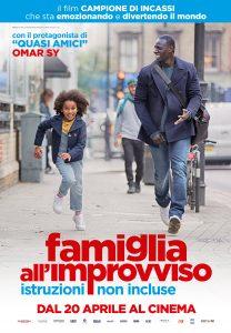 Famiglia all'improvviso - Istruzioni non incluse poster