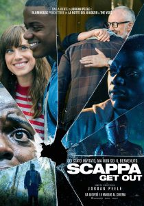 Poster Scappa - Get Out