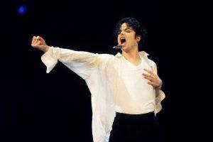 L'energico Michael Jackson