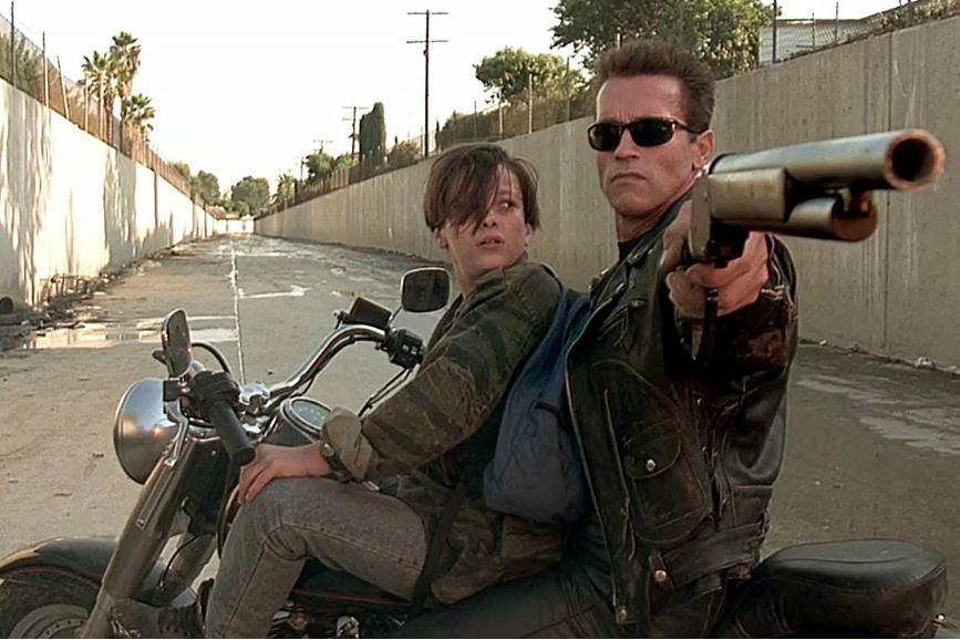 Terminator 6 con Hamilton e Schwarzenegger