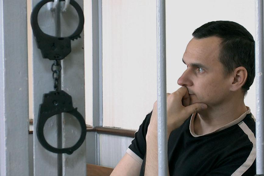 The trial: the state of Russia vs Oleg Sentsov festival di berlino 2017