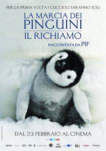 La marcia dei pinguini - Il richiamo (Locandina)