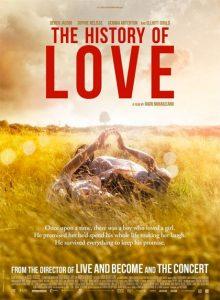 La storia dell'amore poster
