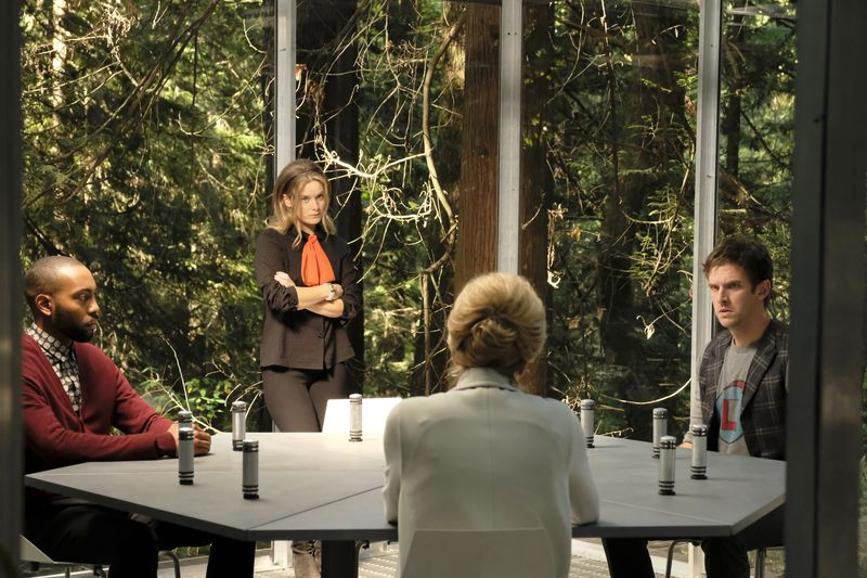 """""""Legion"""": la 'tavola della memoria' con tutti i protagonisti."""