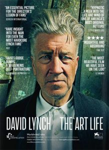 david lynch - the art life documentario