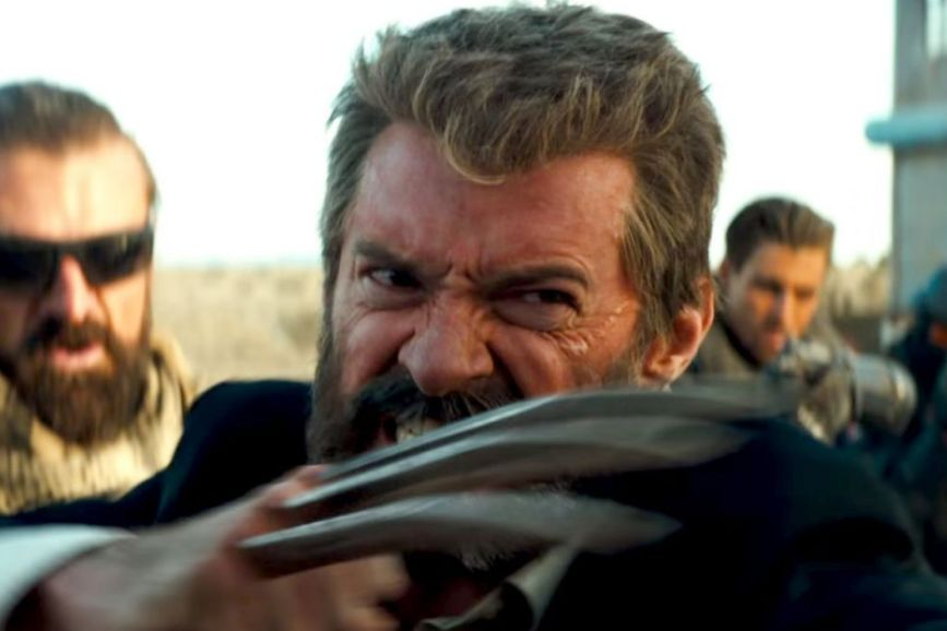 Logan The Wolverine primo piano