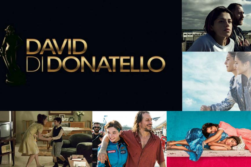 David di Donatello vincitori sessantaduesima edizione