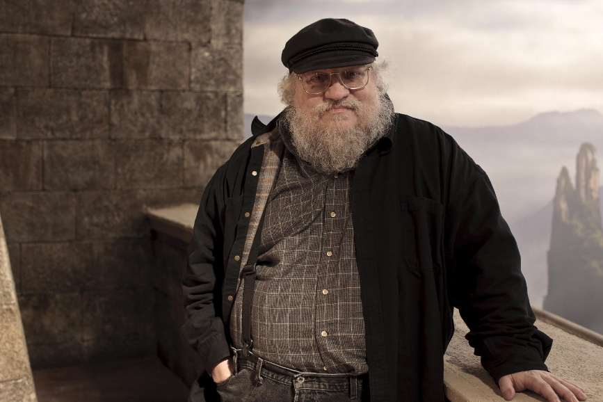 George R. R. Martin Games of Thrones