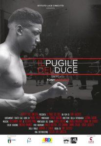 Il pugile del Duce la locandina del documentario
