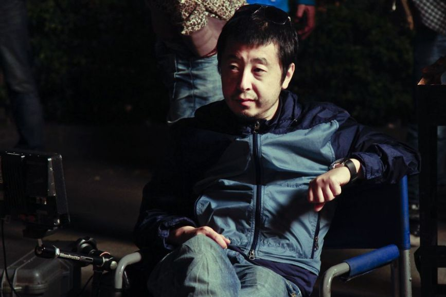 Jia Zhangke director